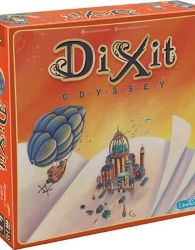 Libellud Dixit: Odyssey Base Game (ML)