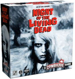 Funforge Zombicide: Night Of The Living Dead (FR)