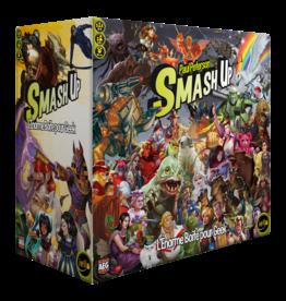 Iello Précommande: Smash-Up: Énorme Boîte Pour Geek (FR) Decembre 2020