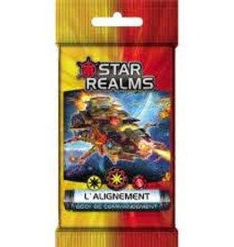 Iello Précommande: Star Realms: Deck Commandement: L'Alignement (FR) Novembre 2020