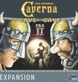 Funforge Précommande: Caverna : Cave vs Cave 2J: Ext. Era II (FR)  Q1 2021