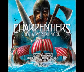 Précommande:  Charpentiers De La Mer Du Nord (FR) 22 oct. 21