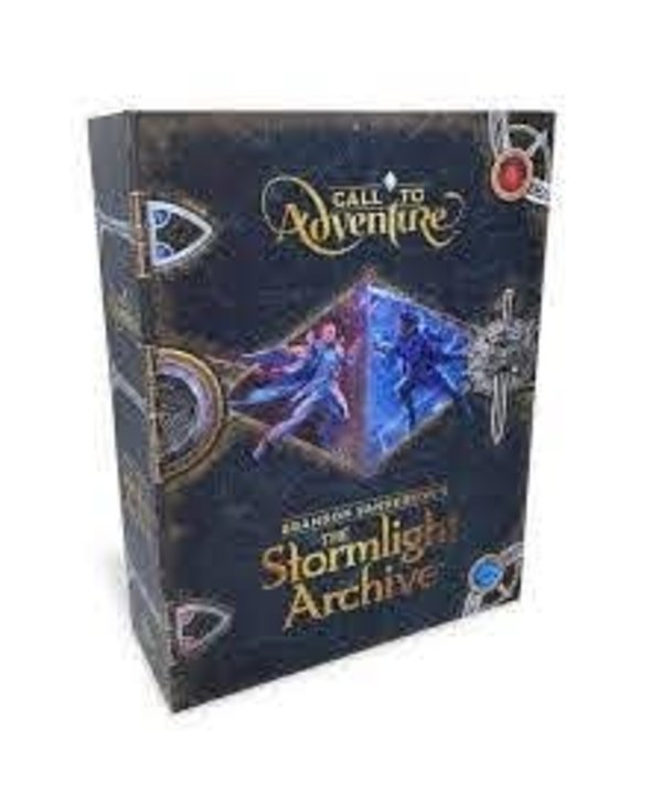 Call to Adventure: The Stormlight Archive (Deluxe Edition) (EN)