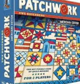 Lookout Games Patchwork: Americana (EN)