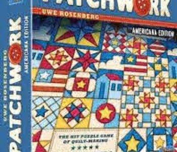 Patchwork: Americana (EN)