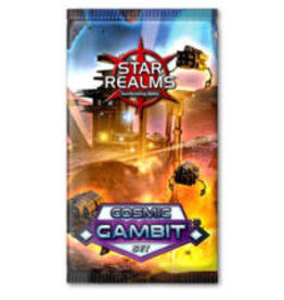 White Wizard Games Star Realms: Ext. Cosmic Gambit (FR)