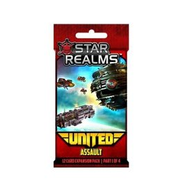 Iello Star Realms: Ext. United Assault (FR)