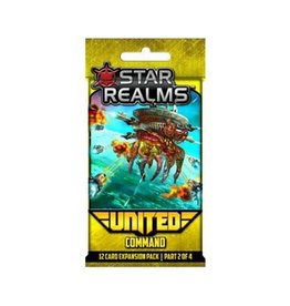 Iello Star Realms: Ext. United Command (FR)