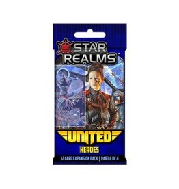 Iello Star Realms: Ext. United Heroes (FR)