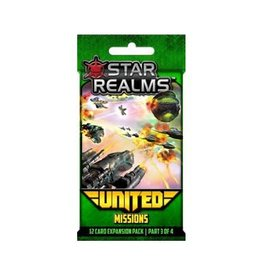 Iello Star Realms: Ext. United Missions (FR)