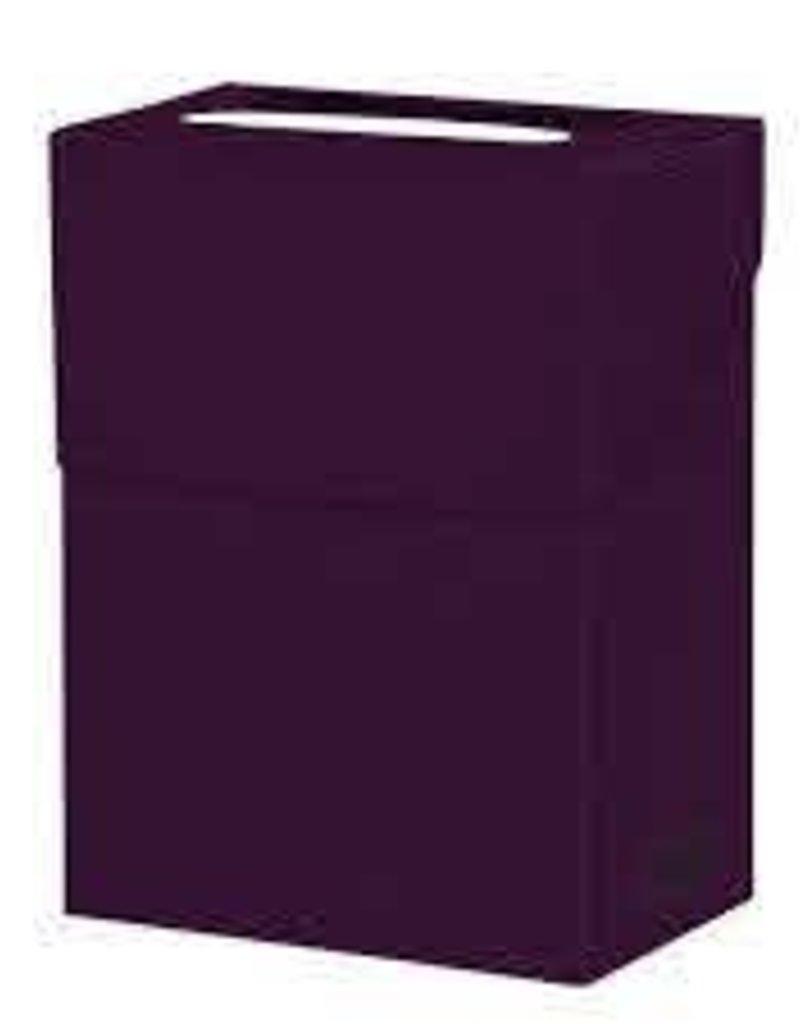 Ultra pro Deck Box: Mauve (75ct)