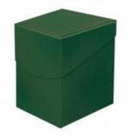 Ultra pro Deck Box: Vert Forêt (100ct)