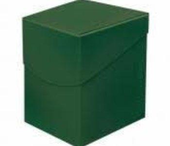Deck Box: Vert Forêt (75ct)