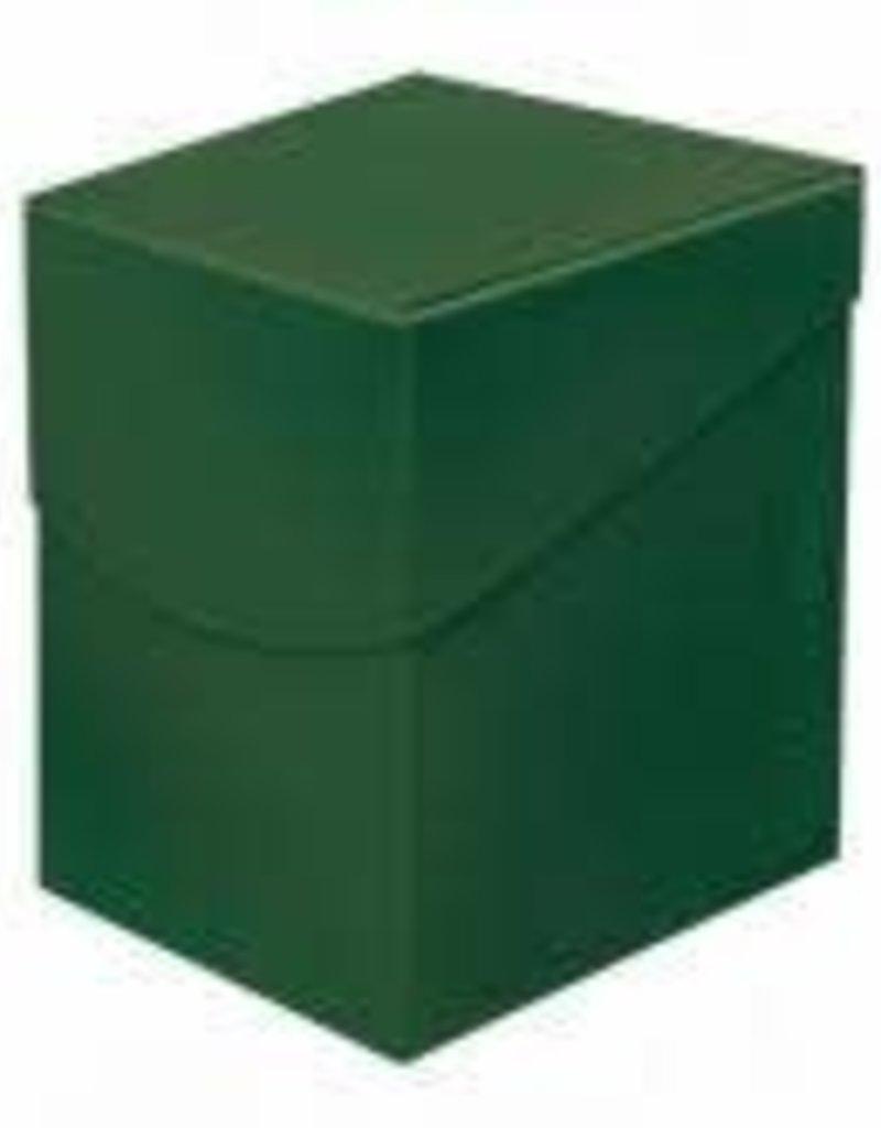 Ultra pro Deck Box: Vert Forêt (75ct)