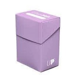 Ultra pro Deck Box: Lilas (75ct)
