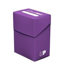 Ultra pro Deck Box: Violet (75ct)