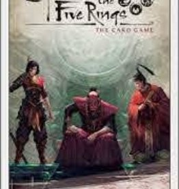 Fantasy Flight Games Legend Of The Five Rings LCG: Ext. Twisted Loyalties (EN)