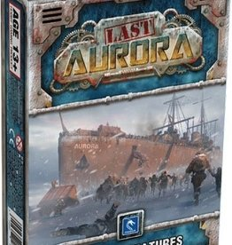 Ares Games Last Aurora: Ext. Plastic Miniatures  (ML)