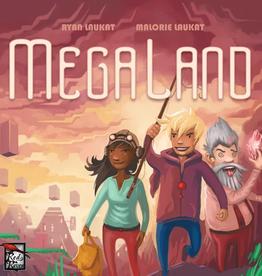 Red Raven Megaland (EN)