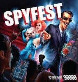 Cryptozoic Entertainment Spyfest (EN)