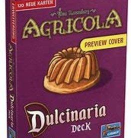 Lookout Games Précommande: Agricola: Dulcinaria Deck (EN) Q1 2021