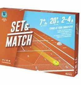 Précommande: Set & Match (ML) 15 janv. 2021