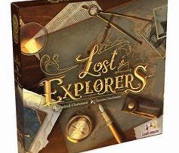 Lost Explorers (EN)