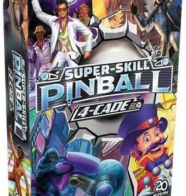 Wizkids Précommande: Super Skill Pinball: 4-Cade (FR) Déc. 2020