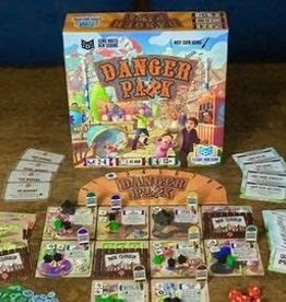 Story Machine Games Précommande: Danger Park (EN) Fév. 2021