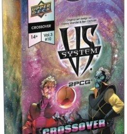 Upper Deck VS System 2PCG:  Marvel Crossover Vol 3 Issue 10 (EN)