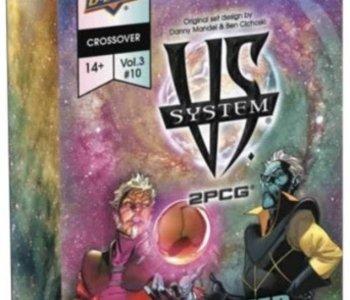 VS System 2PCG:  Marvel Crossover Vol 3 Issue 10 (EN)