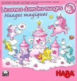 Haba Licornes Dans Les Nuages: Nuages Magiques (FR)