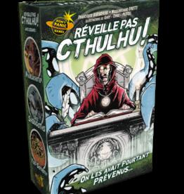 Don't Panic Games Précommande: Réveille pas Cthulhu! (FR) Nov. 2020