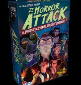 Don't Panic Games Précommande: Ze Horror Attack (FR) Nov. 2020