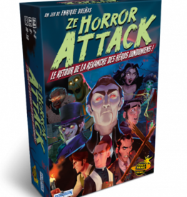 Don't Panic Games Ze Horror Attack (FR)