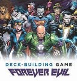 Don't Panic Games Précommande: DC Comics Deck Building Games: Forever Evil (FR) Déc. 2020