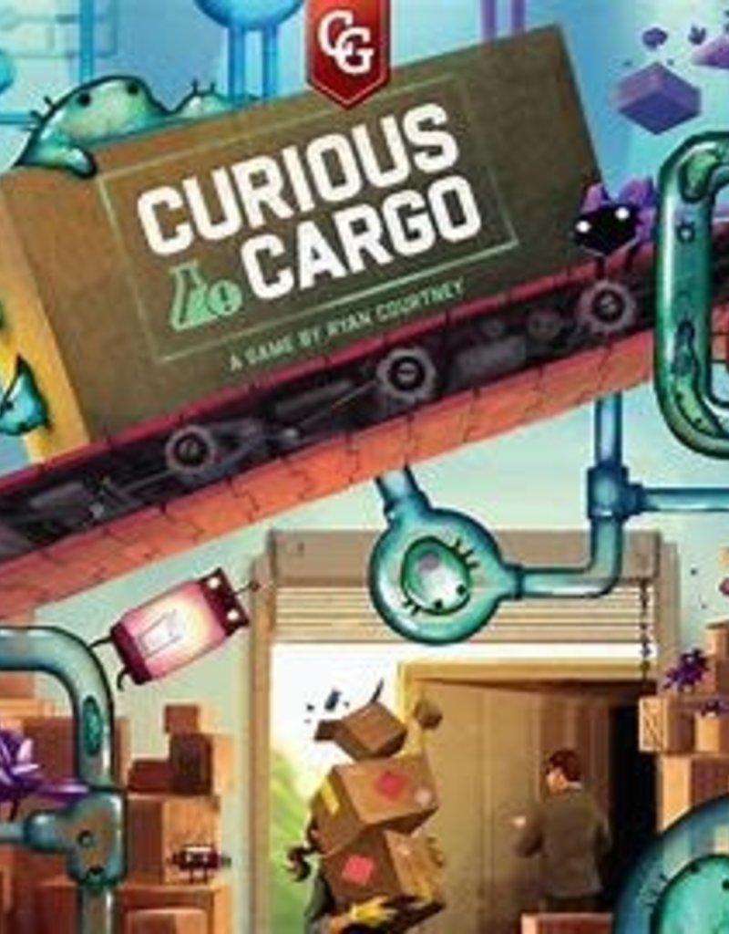 Capstone Games Curious Cargo (EN)