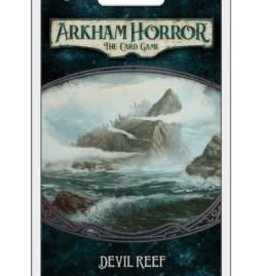 Fantasy Flight Games Précommande: Horreur A Arkham JCE: Devil Reef (FR) Déc. 2020