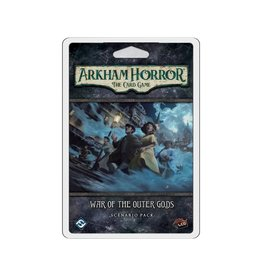 Fantasy Flight Games Précommande: Horreur A Arkham JCE: War Of The Outer Gods (FR) Déc. 2020