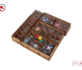 E-Raptor Insert Star Wars : Imperial Assault (with 5 expansions)
