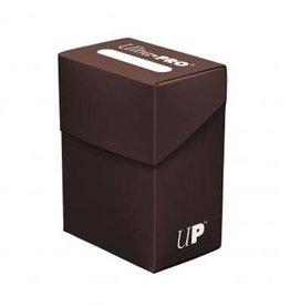 Ultra pro Deck Box: Brun (75ct)
