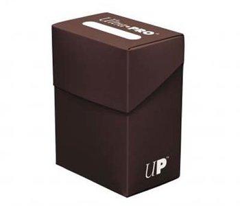 Deck Box: Brun (75ct)