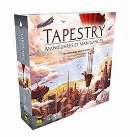 Matagot Précommande: Tapestry: Ext. Manoeuvres Et Manigances (FR) déc. 2020
