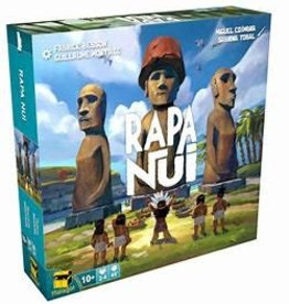 Matagot Giants of Rapa Nui (FR)