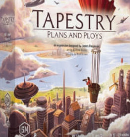 Stonemaier Games Tapestry: Plans And Ploys (FR)