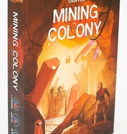 Dr Finn's Précommande: Mining Colony (EN) Q1 2021