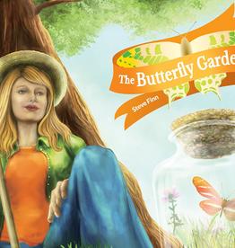 Dr Finn's The Butterfly Garden Second Edition (EN)