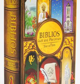 Dr Finn's Précommande: Biblios: Quill And Parchment (EN)
