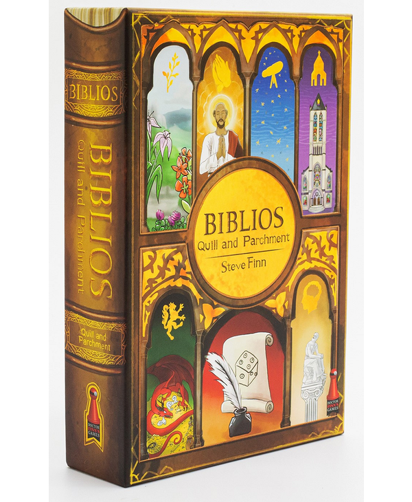 Biblios: Quill And Parchment (EN)