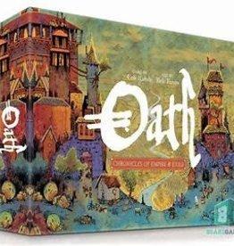 Leder Games Précommande: Oath: Chronicles Of Empire And Exile (EN) Q2 2021